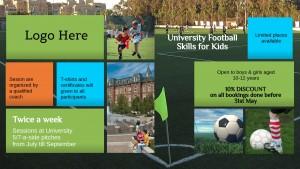 Sporty Education Signage