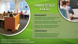 Meritable Education Sign
