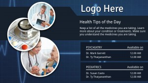 Zealous Healthcare Sign (Navy)