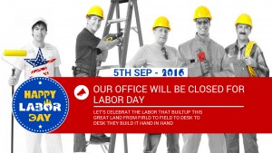 Assertive Labor Day Sign