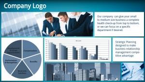 Apposite Corporate Sign (Grey)