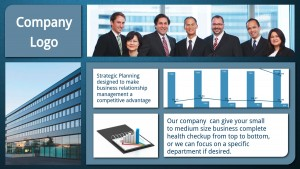 Effectual Corp Sign (Grey)