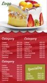 Opulent Dessert Menu (Ruby)